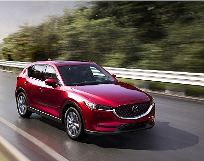Mazda ended the year on a high note with December year-over-year sales up 18%.
