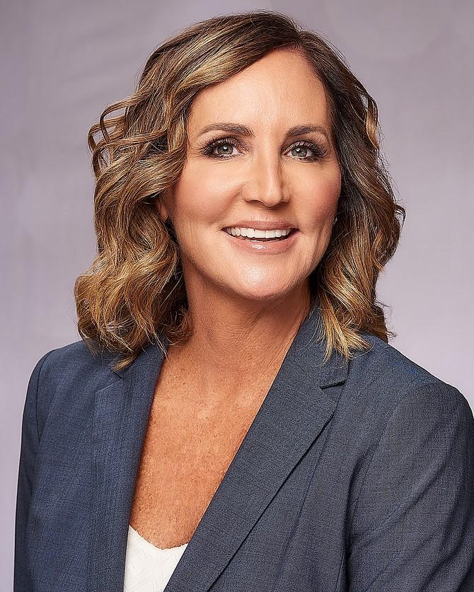 CommonSpirit Health's Julie Sprengel.