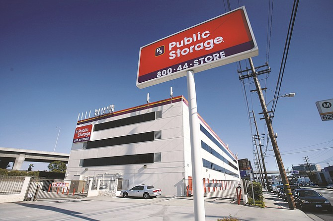 Public Storage expanded by 13.9 million net rentable square feet since 2019.