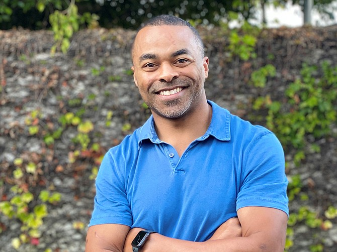 Marc Washington, CEO and founder of Uplifting Results Labs and Muniq