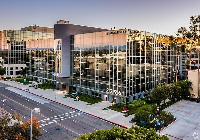 Saddleback Medical Building
