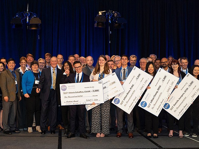 Photo courtesy of SIM San Diego.