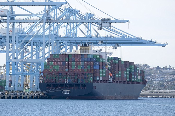 The Port of L.A. is focused on job creation and cargo growth for 2021.
