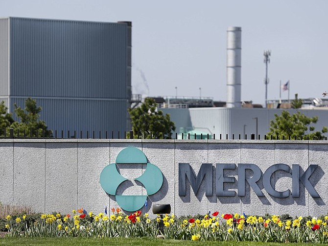 Photo courtesy of Merck.