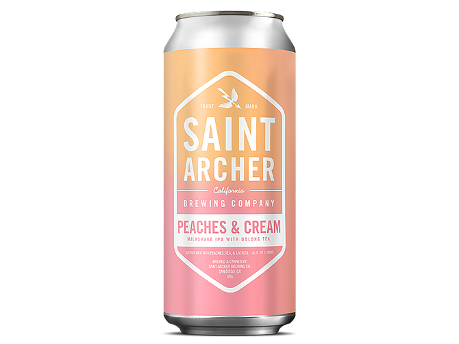 Photo Courtesy of Saint Archer Brewing Co.