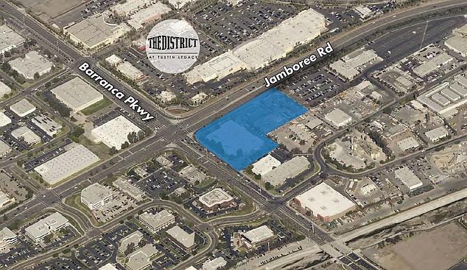 Irvine's Tesla Inc. location