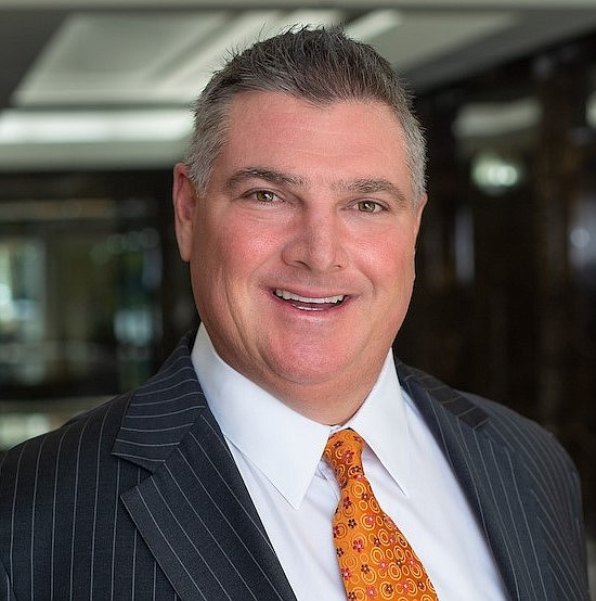 Allied Universal CEO Steve Jones