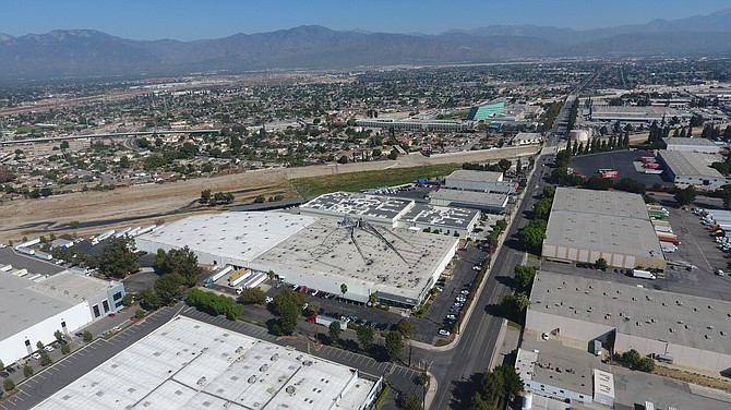 West Harbor Capital's purchase in the City of Industry.