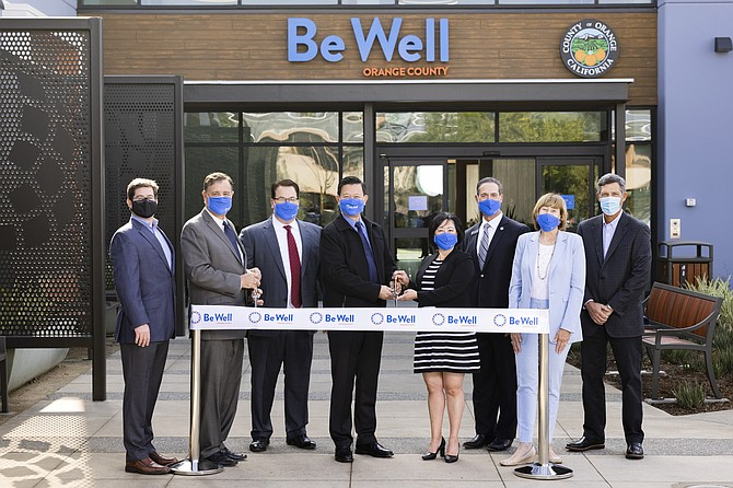 Be Well Orange County facility