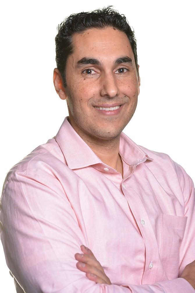 Kyle Kamrooz, co-founder Cloudvirga