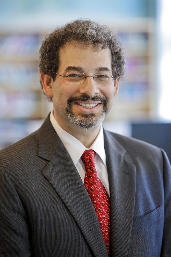 Steve Goldstein, UCI Vice Chancellor of Health Affairs
