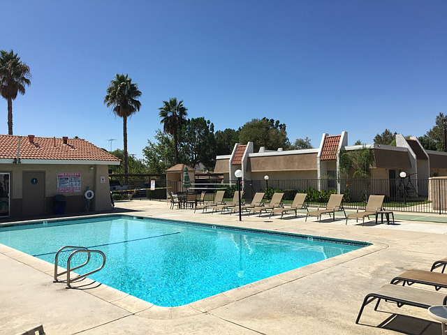 The River Rock Apartments in Hemet are included in the refinancing.