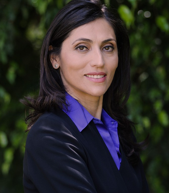 Maryam Rofougaran, Co-CEO Movandi