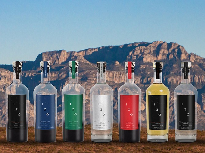 Photo Courtesy of IZO Spirits Inc. IZO Spirits, formerly known as IZO Mezcal, released more products in the last year, including an Ensemble and a Tequila.
