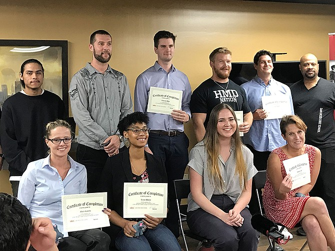 Photo Courtesy of San Diego Code School.