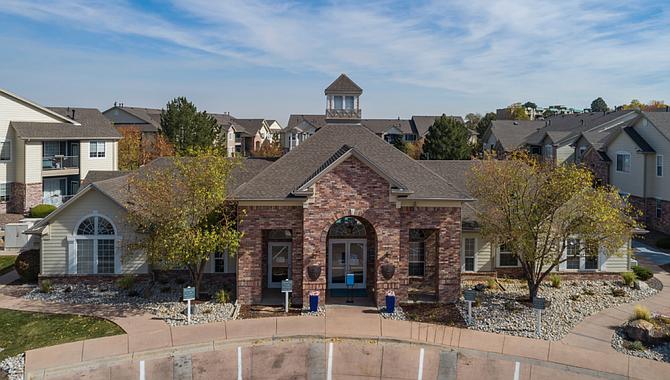 Regatta Apartments in Northglenn, Colorado.