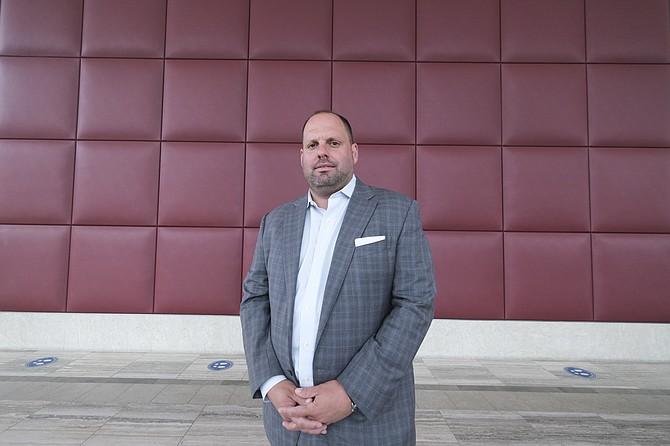 Alex Cohen, chief executive, Liberty SBF.