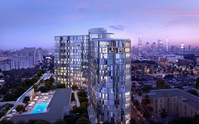 Jamison projects have been slower to lease than normal lately but the company is still moving full speed ahead on other developments yet to open, including Kurve at 2900 Wilshire Blvd.