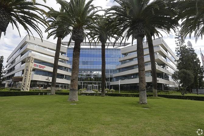 Venture West's headquarters in El Segundo.