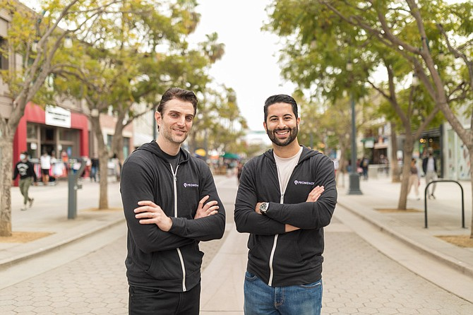 Promenade will be led by BloomNation founders Gregg Weisstein and Farbod Shoraka.