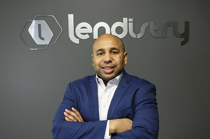 Everett Sands uses a technology-driven approach for Lendistry to secure financing for small businesses.
