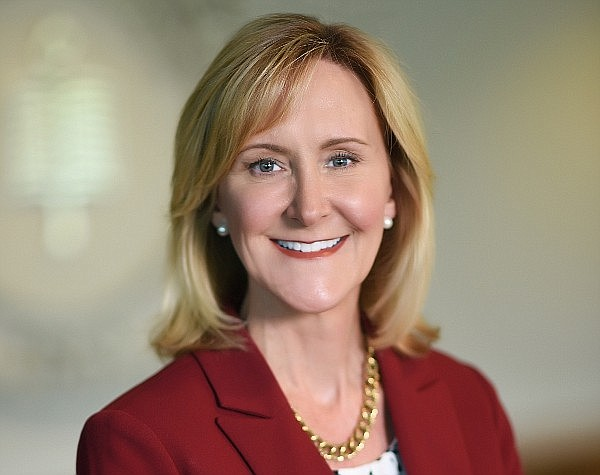 Sheryl Bourgeois, EVP and Chief Advancement Officer Chapman University