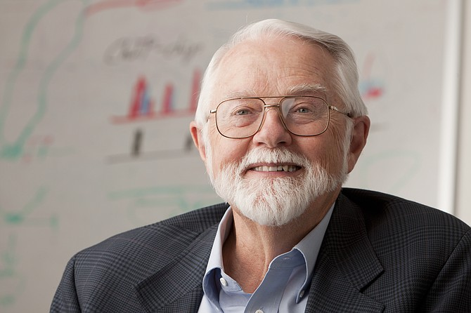 City of Hope researcher and multiple patent holder Arthur Riggs has given more than $300 million back to the research and treatment center.