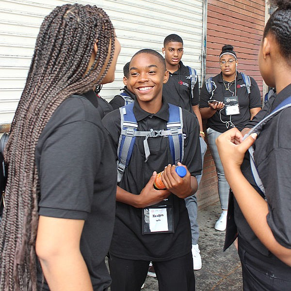 The L.A. Urban League provides job training for students.