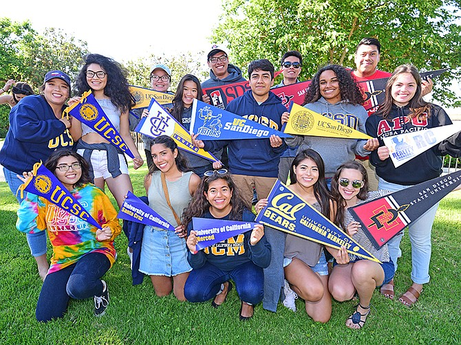 In 2020, Reality Changers sent 281 students to two-year or four-year colleges through its program that supports first-generation college students.