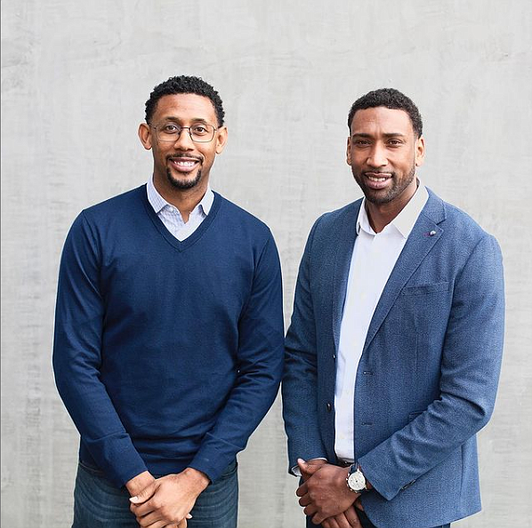 Josh Childress, Justin Davis, CEO, COO LandSpire Group