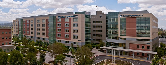 Kaiser Permanente: virtual appointments up, outpatient visits fall