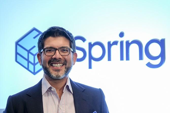 Adam Jiwan's Spring Labs offers an alternative to traditional credit bureau models.