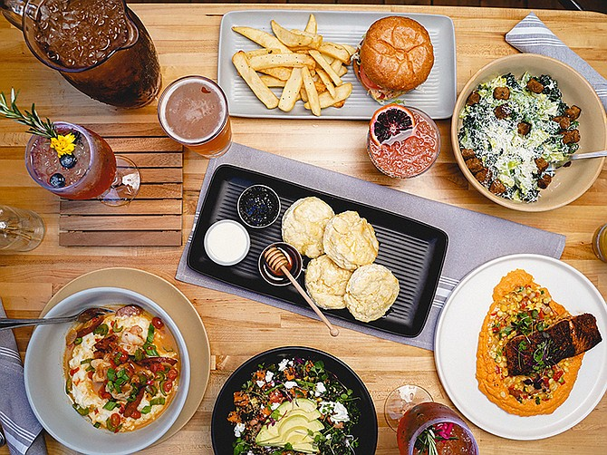Photo Courtesy of Good Time Design. Good Time Design, headquartered in East Village, is scheduled to open a handful of restaurants in San Diego County this year.