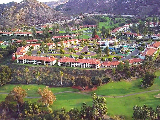 Photo courtesy of Welk Resorts. Welk Resorts San Diego, which occupies 450 acres north of Escondido, will take on the Hyatt Residence Club name within a year.