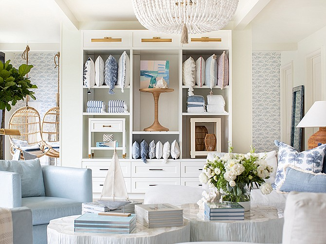 Photo Courtesy of Serena & Lily. Serena & Lily, the home and lifestyle brand headquartered in Sausalito, Calif., has opened its first San Diego store at Carmel Valley's One Paseo mixed used village.