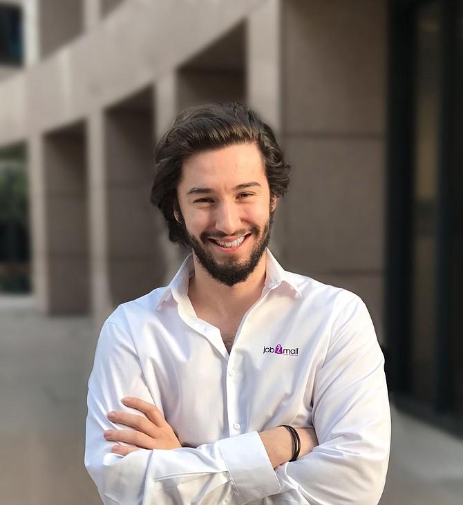 Nathan Candaner, CEO JobzMall