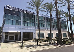 Tetra Tech headquarters in Pasadena.