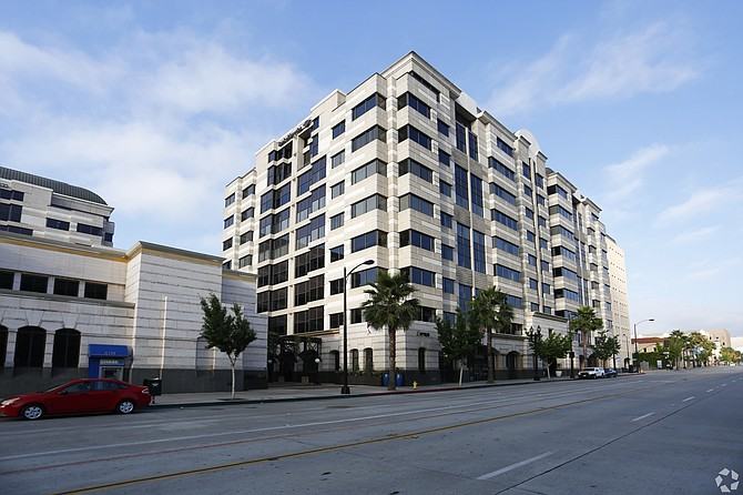 Innova signed a lease expansion at Pasadena Towers I.