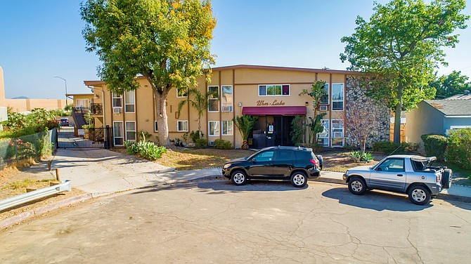 Winlake Apartments at 510 Winchester Ave. in Glendale.