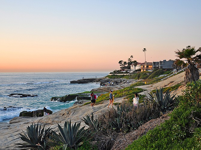 Photo Courtesy of San Diego Tourism Authority. According to experts, San Diego is expected to be a top travel destination this summer.