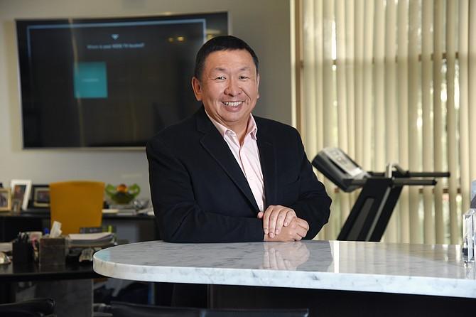 William Wang, Founder & CEO Vizio