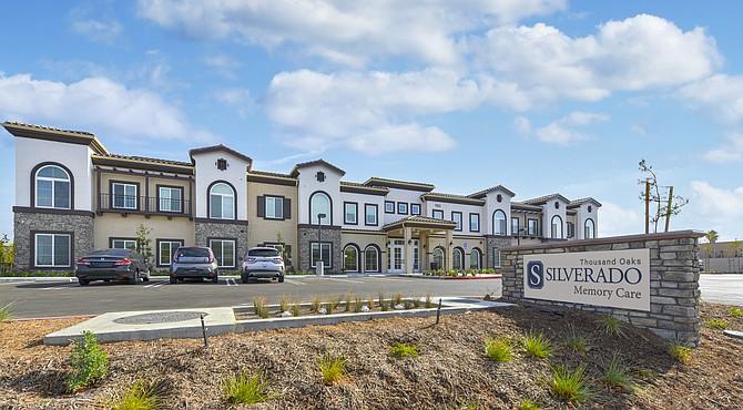 Silverado Senior Living in Thousand Oaks.