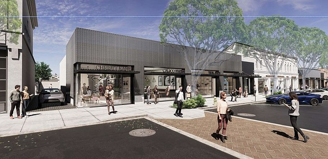 """Gensler said the renovations will """"preserve and acknowledge"""" the neighborhood's charm."""