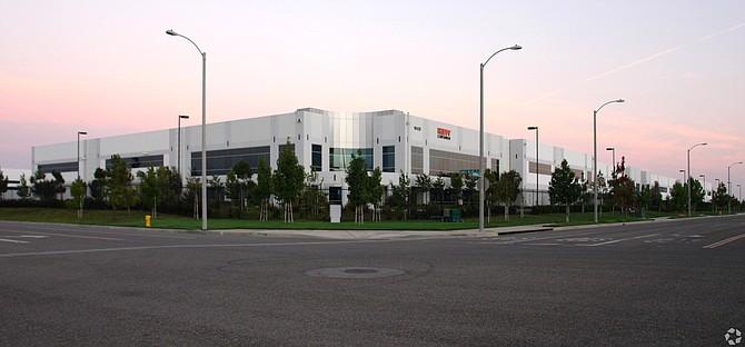 Legacy Building 711 2014 on Harmon Avenue.