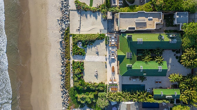 Compass' Chris Cortazzo has the listing for 31118 Broad Beach Road in Malibu at $100 million.