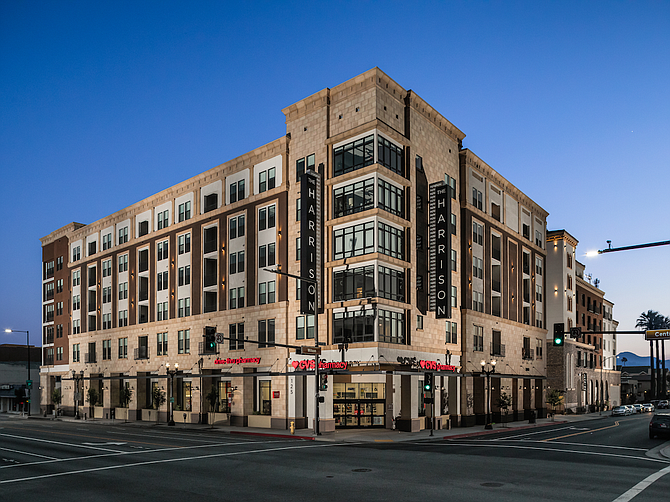 JRK Property Holdings Inc. acquired The Harrison Glendale, a 164-unit luxury apartment complex, for $90.7 million.