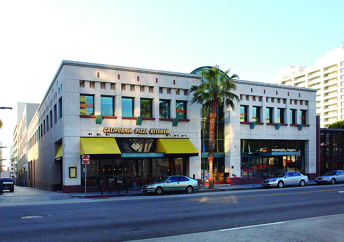 California Pizza Kitchen has 155 locations and 7,500 workers.