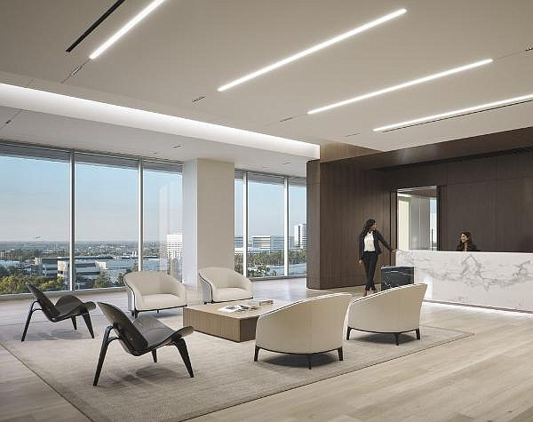 Rutan's new office designed to foster collaboration