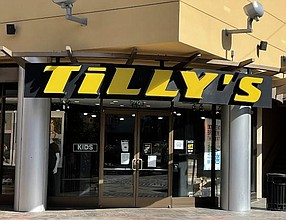 Tilly's at The District at Tustin Legacy