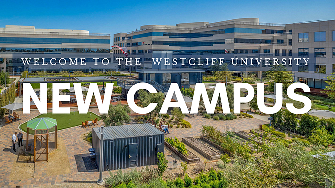 Westcliff University grows in Irvine; new main campus at Intersect office park near the airport